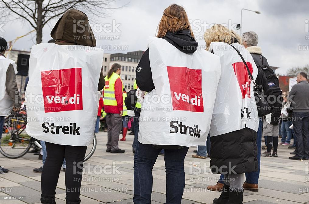 Streik Db 2021